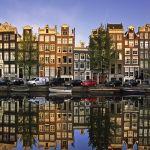 Une journée agréable à Amsterdam
