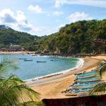 Puerto Escondido, le Paradis des Surfers (Oaxaca Mexique)