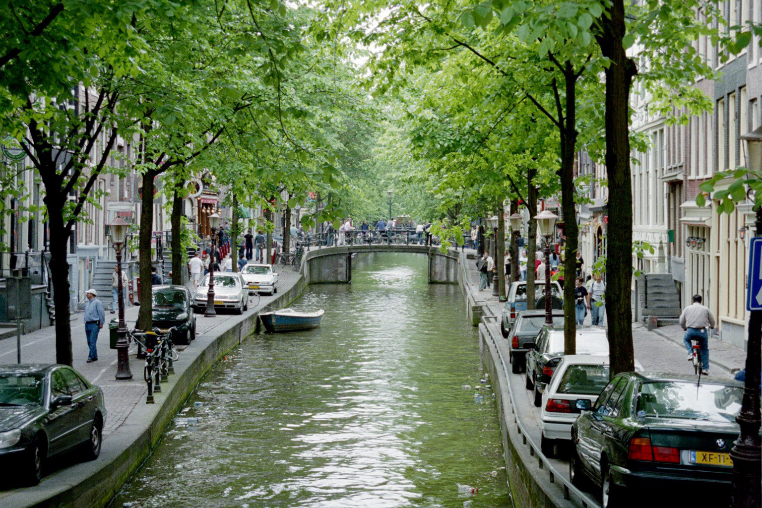 Une Journ E Agr Able Amsterdam
