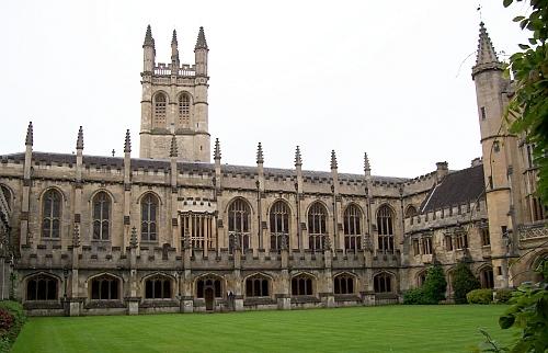 Etudier à Oxford en Angleterre