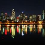 Montréal de nuit