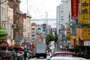 Chinatown à Vancouver