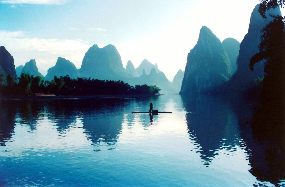 Guilin, destination légendaire