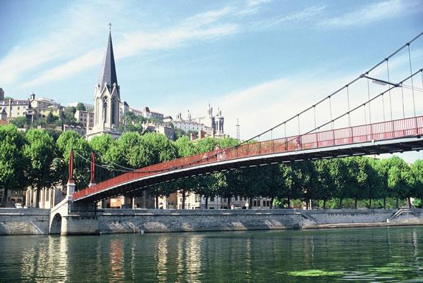 Au coeur du Vieux Lyon