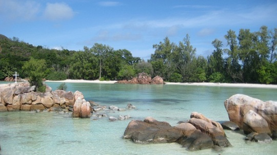 Cote-dor-Praslin-Seychelles