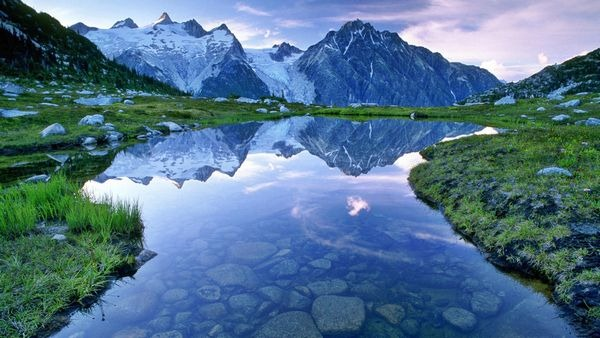 La nature incroyable au Canada