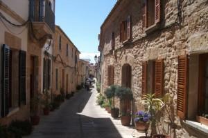 vieille ville d'Alcudia