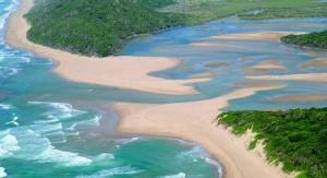 Sainte Lucie Afrique du Sud