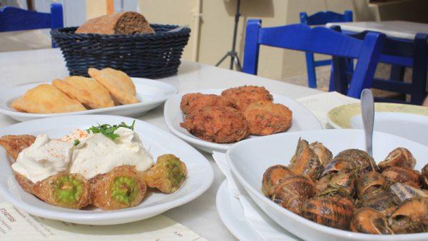 Gastronomie grecque