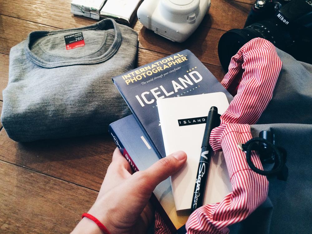 preparer vacances islande