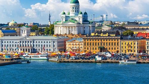 vacance Finlande