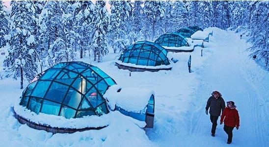 vacance Finlande laponie