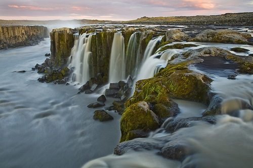vacances islande cascade Dettifoss