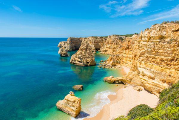 plage portugal sud