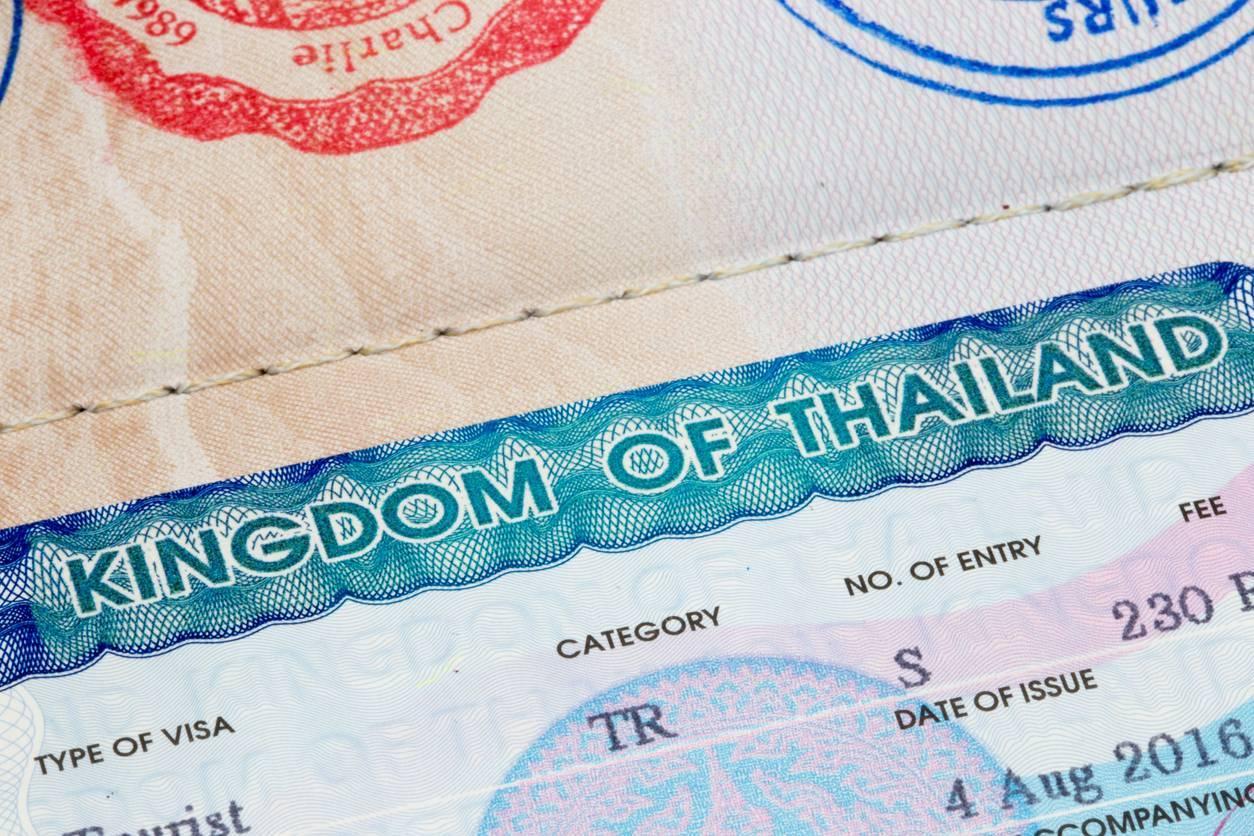 visa Thaïlande séjour